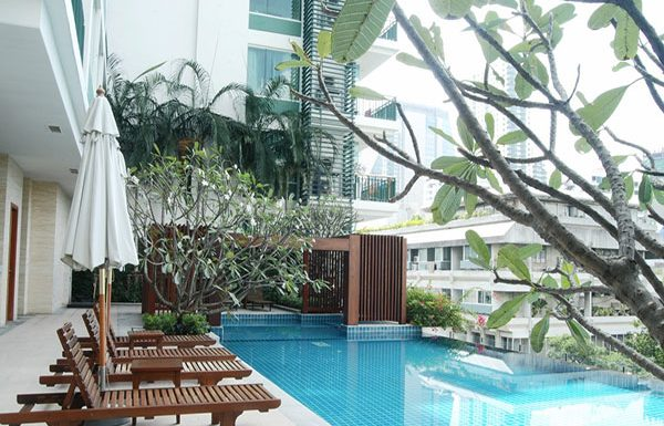 Wind-Sukhumvit23-Bangkok-condo-for-sale-swimming-pool-3