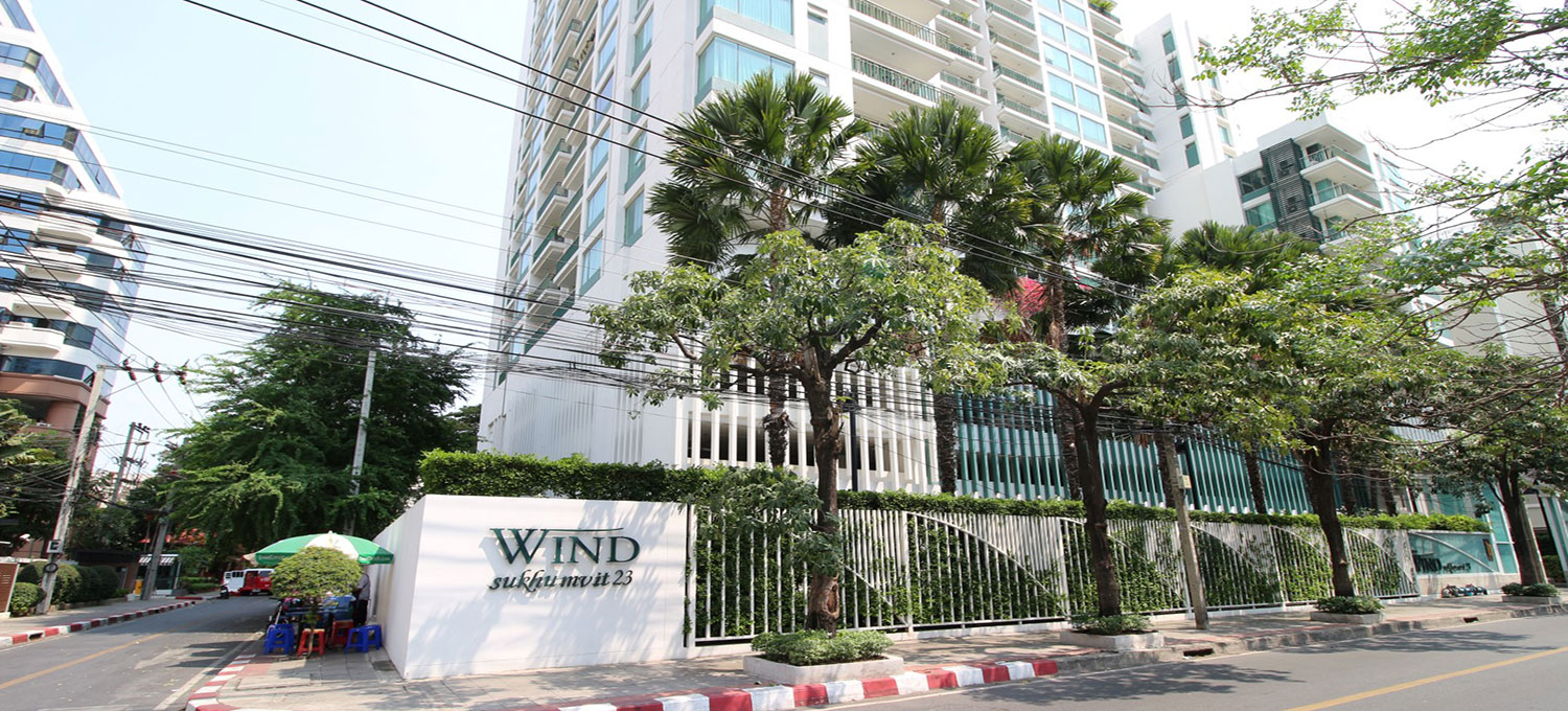 Wind-Sukhumvit23-Bangkok-condo-for-sale-1