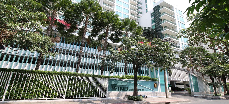 Wind-Sukhumvit23-Bangkok-condo-for-sale-2